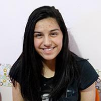 Ebru Sena Evranlı 8. sınıf öğrencisi