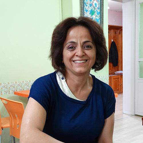 Meliha Tarhan öğretmen